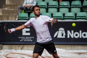 Tennisspilleren Marsel Ilhan