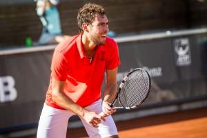 Tennisspilleren Jerzy Janowicz