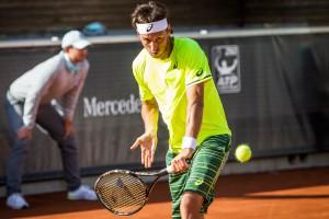 Tennisspilleren Andrea Arnaboldi