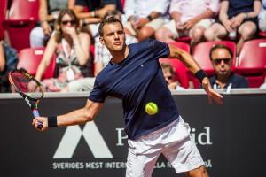 Tennisspilleren Paul-Henri Mathieu