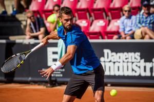 Tennisspilleren Benoit Paire