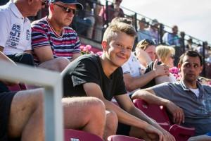 Tennisspilleren Niels Jargin