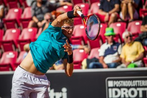 Tennisspilleren Denis Istomin