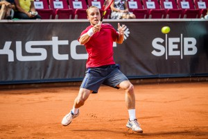 Tennisspilleren Steve Darcis