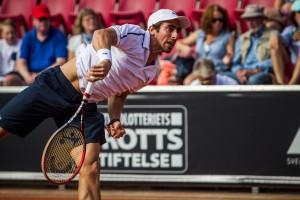 Tennisspilleren Pablo Cuevas