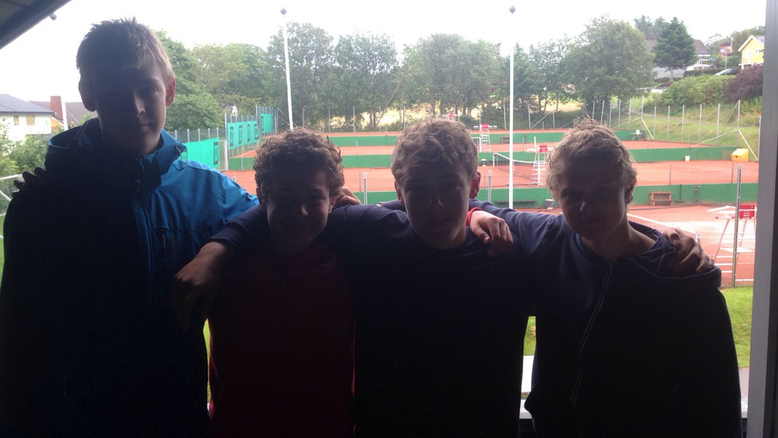 Mads Møller Haase, Andreas Dyrskov Toftgaard, Oliver Michalik Lind Frederiksen, Eric Vanshelboim