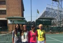 Ghita Benhadi/Diae El Jardi (MAR), Rebekka La Cour Hillingsø/Helena Jansen Figueras (ESP)