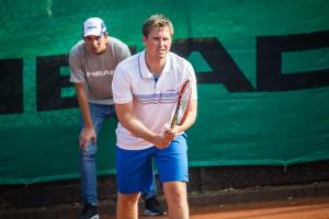 Tennisspilleren Rasmus Heinemann