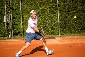 Tennisspilleren Marc Ferrigno