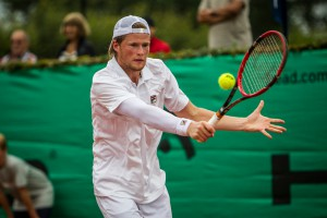 Tennisspilleren Christian Sigsgaard