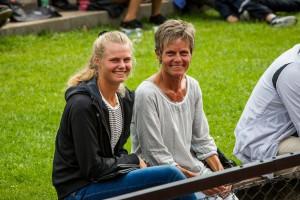 Frederikke og Pernille Svarre