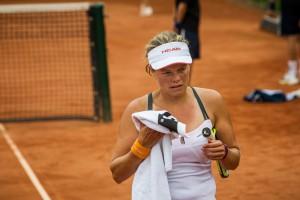 Tennisspilleren Karina Ildor Jacobsgaard
