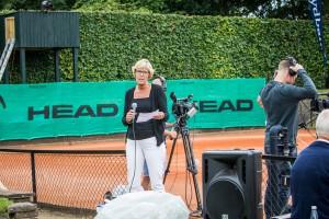 Formand i Hareskov Værløse Tennisklub, Anette Ohm