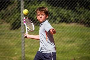 Tennisspilleren Frederik Couve