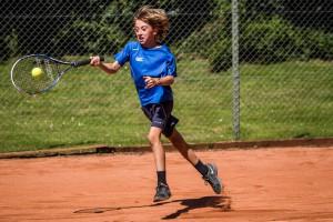 Tennisspilleren Romeo Elfving
