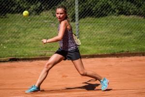 Tennisspilleren Fiona Wahl