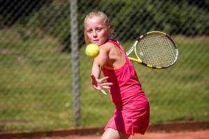 Tennisspilleren Amalie Friis Håkonsson