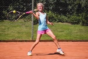 Tennisspilleren Anna Tang