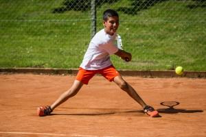 Tennisspilleren Yakup Uzunel