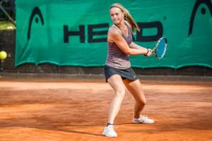 Tennisspilleren Linnea Fristam