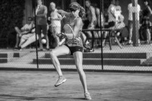 Tennisspilleren Anna Marie Møller