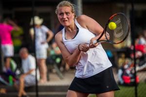 Tennisspilleren  Frederikke Uhrskov Støchkel