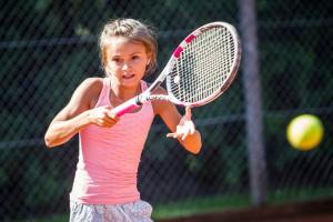 Tennisspilleren Sarafina Olivia Hansen