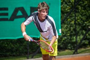 Tennisspilleren Andreas Bjerrehus