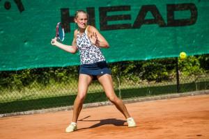 Tennisspilleren Emilie K. S. Hansen
