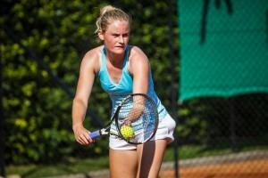 Tennisspilleren Mai Grage