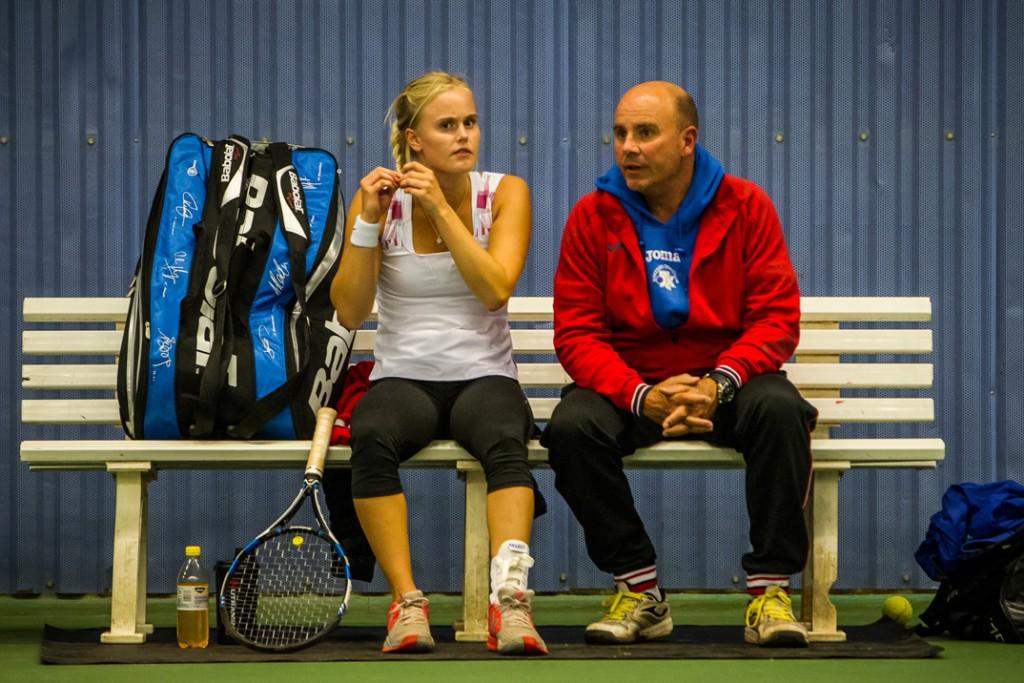 Elisabeth Nørgaard og Thomas Wahl