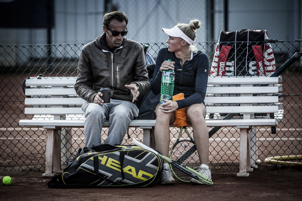 Guardiola Thierry og Rebecca Hillingsø