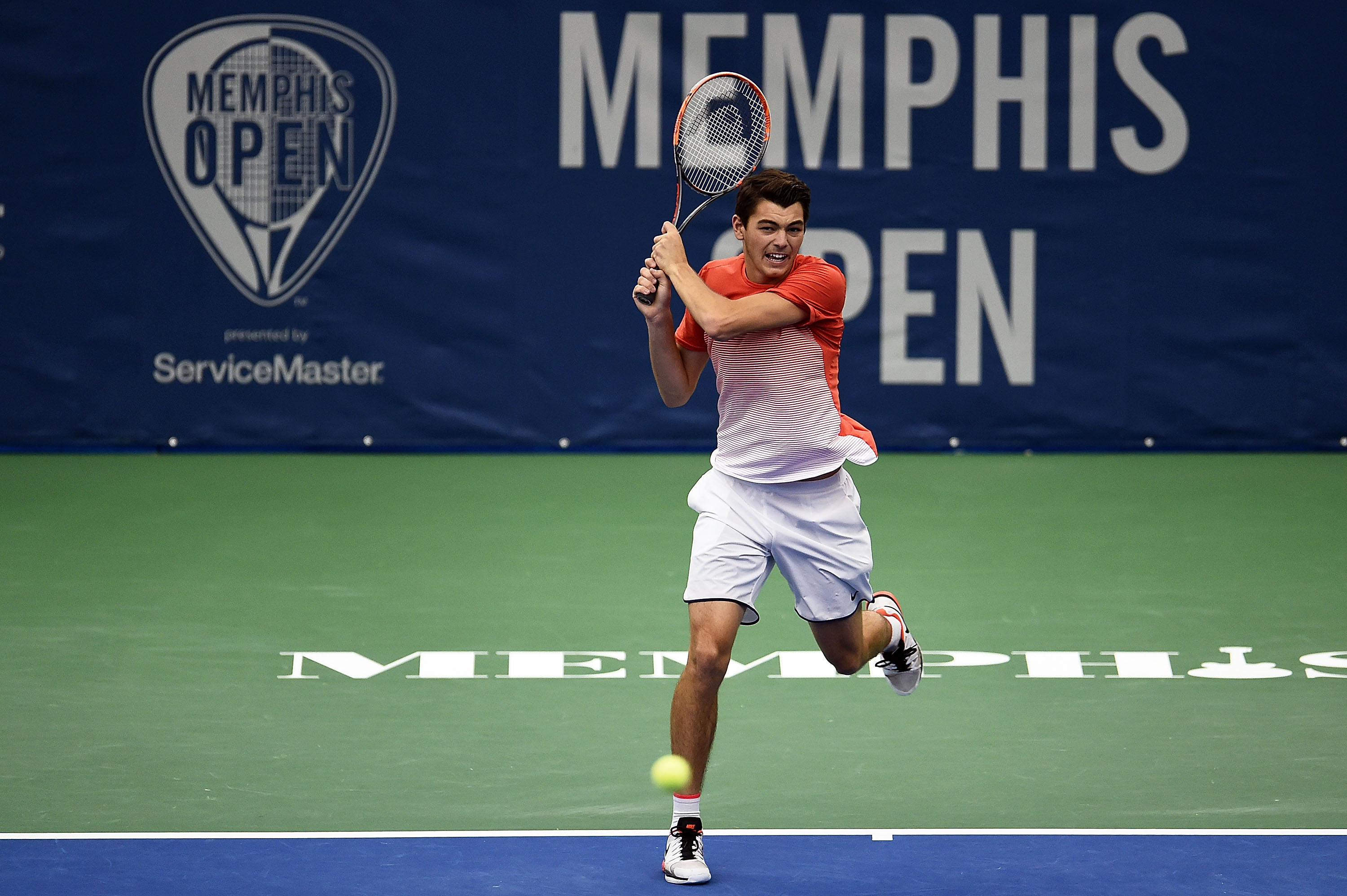 The Memphis Open - Day 6