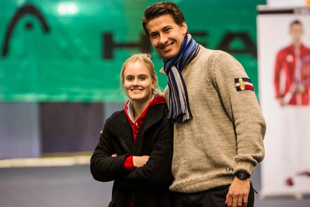 Elisabeth Nørgaard og Jesper Korsbæk Jensen