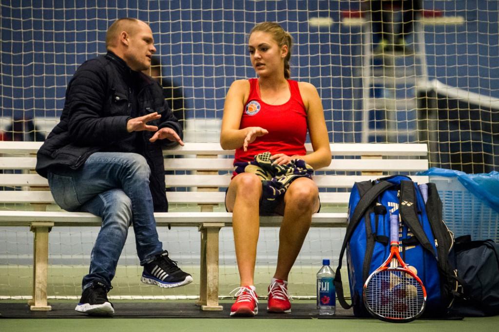 Jonas Svendsen og Emilie Francati