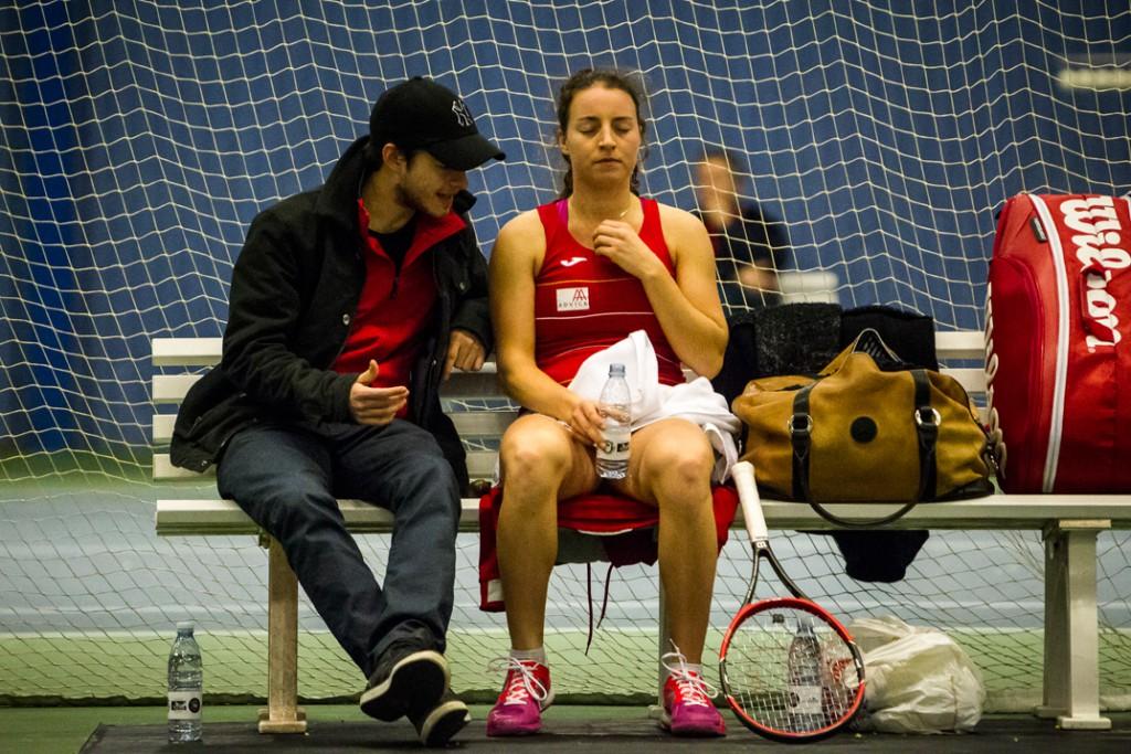 Alex Barbat og Karen Barritza (tidligere Barbat)