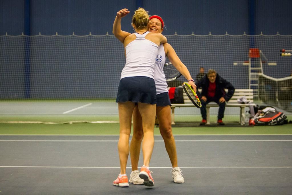 Karina Ildor Jacobsgaard og Mai Grage