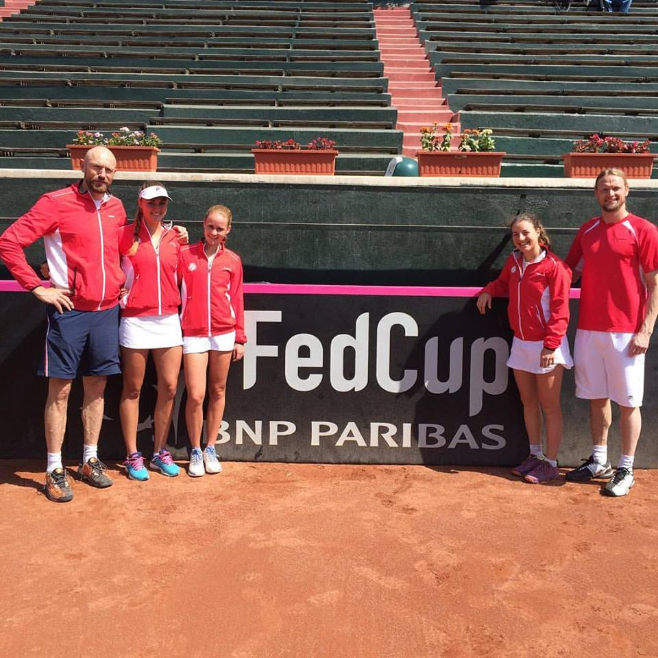 fed cup live stream