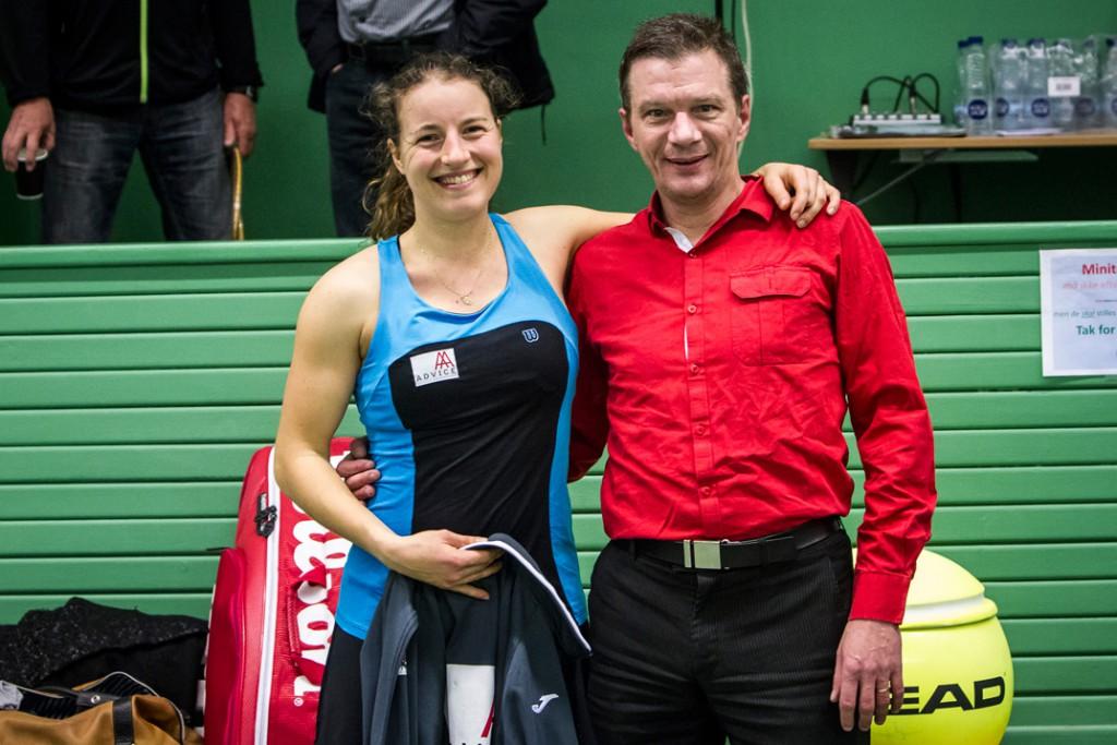 Karen Barritza (tidligere Barbat) og Morten Sylvest