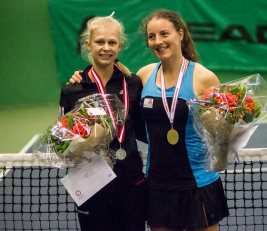 Hannah Viller Møller og Karen Barritza (tidligere Barbat)
