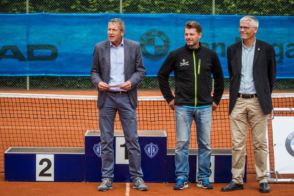 Søren Smedegaard, Claus Ketterle, Thomas Kønigsfeldt