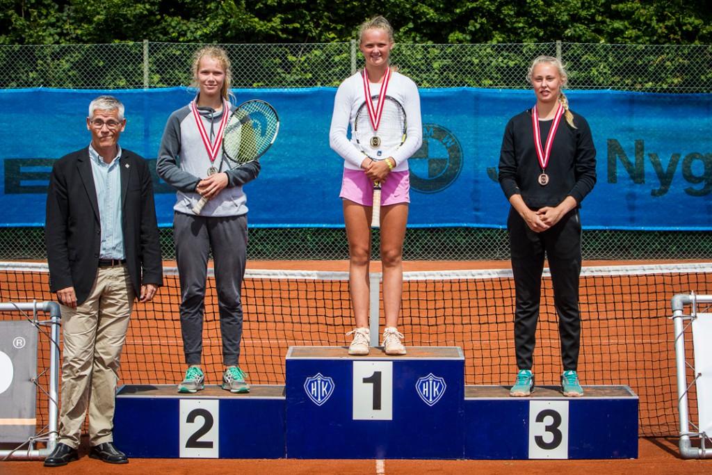 Thomas Kønigsfeldt, Karoline Laursen, Mathilde Tranberg, Olivia Gram