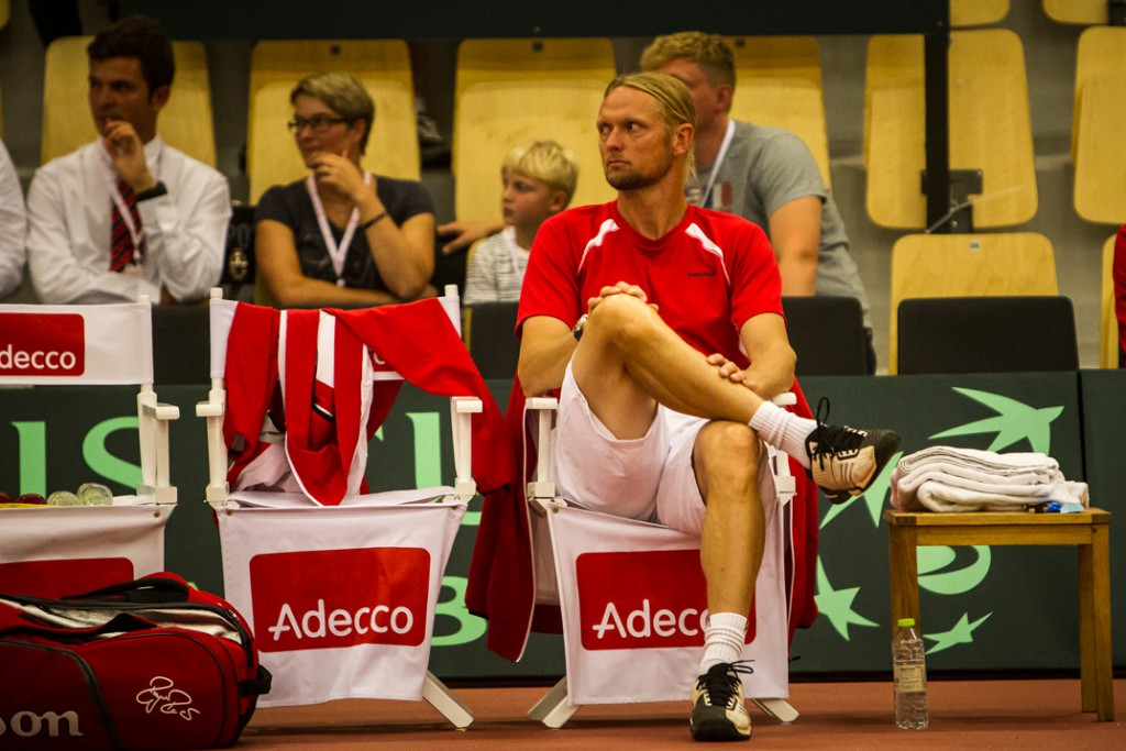 Kenneth Carlsen, Davis Cup