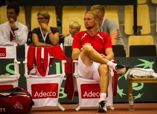Kenneth Carlsen, Davis Cup
