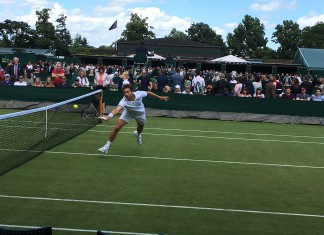 Frederik Løchte Nielsen - Wimbledon 2016