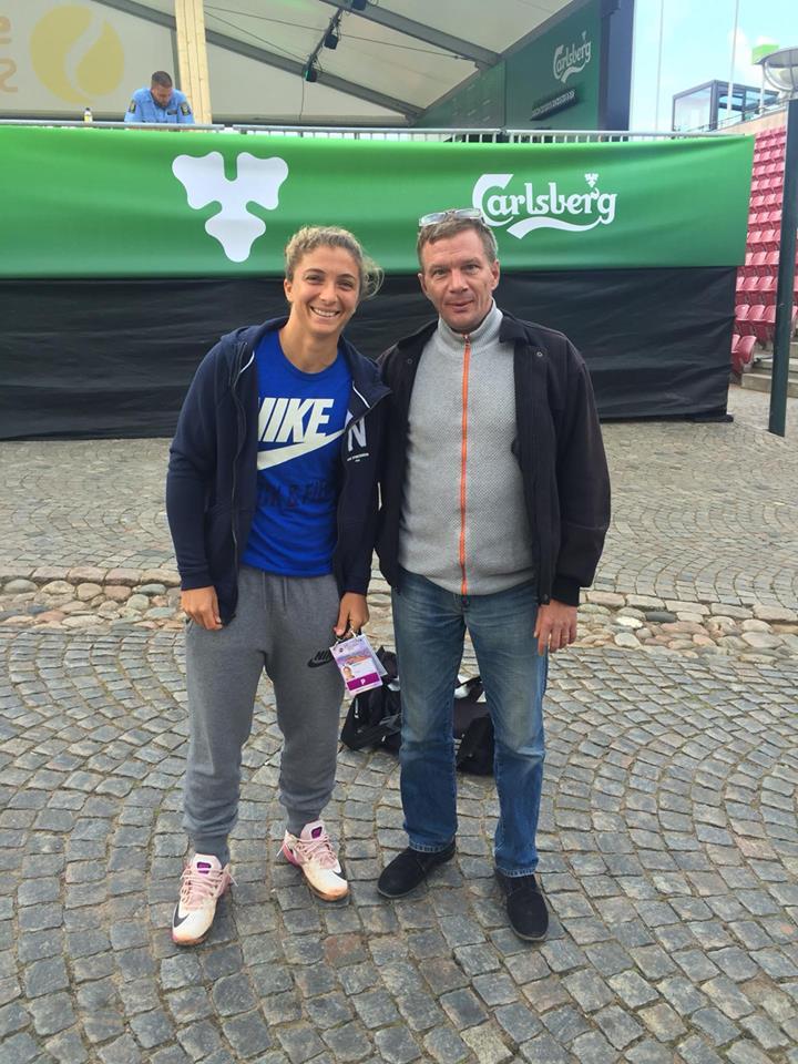 Foto: Morten Sylvest her med Errani