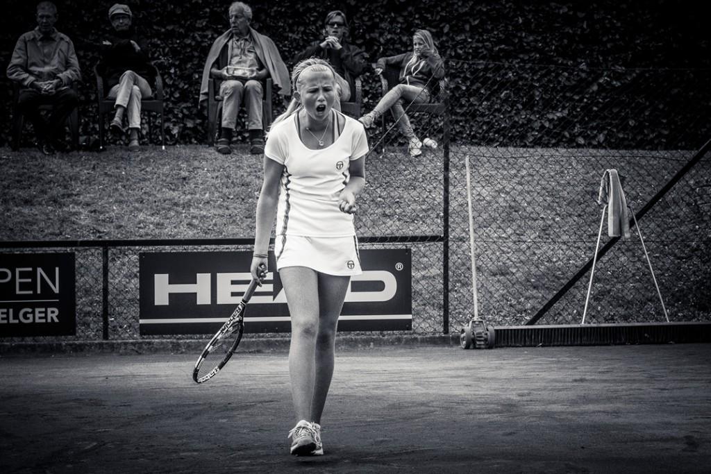 Clara Tauson vinder af DM udendørs 2016