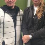 Morten Sylvest og Vera Dushevina