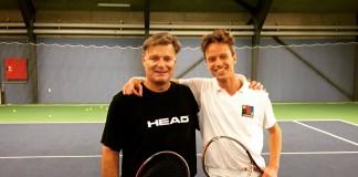 Michael Mortensen, Anders Haahr Rasmussen