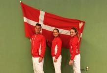 Adam Blicher, Sille Larsen, Cirkeline Lundberg, Johanne Christine Svendsen